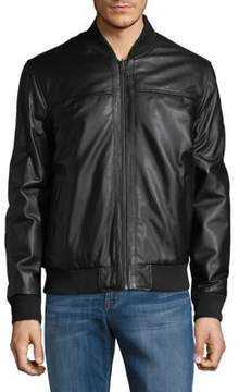Cole Haan 2-in-1 Lightweight Varsity Jacket