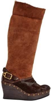 Sonia Rykiel Leather boots