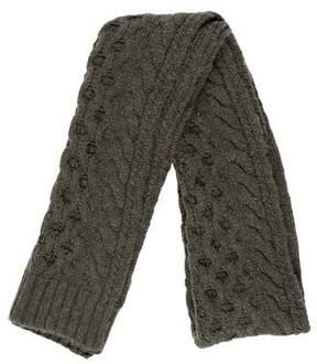 Rag & Bone Wool Knit Scarf