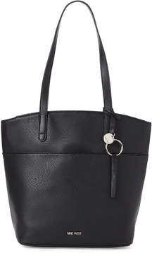 Nine West Black Ulian Tote