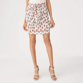 Club Monaco Layli Silk Skirt
