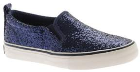 Polo Ralph Lauren Girls' Carlee Slip-on Sneaker - Little Kid
