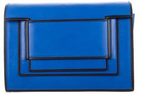 Pierre Hardy Leather Clutch