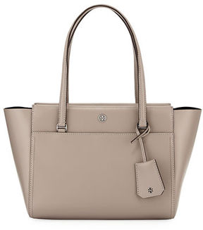 Tory Burch Parker Small Tote Bag - TORY NAVY - STYLE
