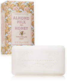 Crabtree & Evelyn Crabtree Evelyn Heritage Soaps - Almond Milk and Honey Triple Milled Soap