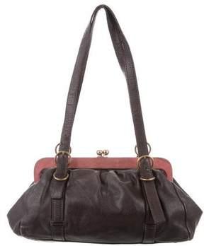 Miu Miu Bicolor Leather Bag