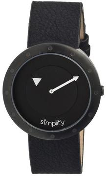 Simplify The 2200 Collection 2206 Unisex Watch