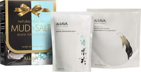 Ahava Natural Dead Sea Body Mud & Natural Bath Salt Duo