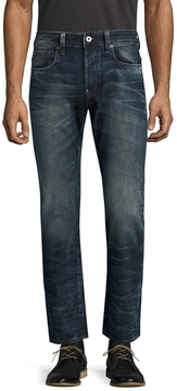 G Star G-Star Men's Attacc Slim Straight Fit Jeans