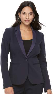 Apt. 9 Women's Torie Satin Collar Blazer