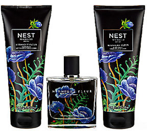 NEST Fragrances Midnight Fleur 3-piece Fragrance Layering Set