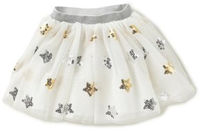 Flapdoodles Little Girls 2T-6X Star-Print Tutu Skirt