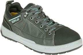 Caterpillar CAT Brode Womens Lace-Up Work Shoes - Wide