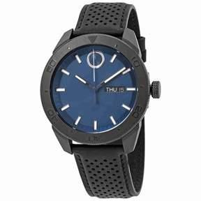 Movado Bold Blue Dial Men's Watch 3600495