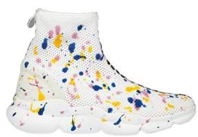 MSGM Paint Splash Sneakers