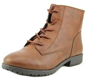 Style&Co. Style & Co Qwinn Round Toe Synthetic Ankle Boot.