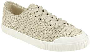 Tretorn Women's Marley Perforated Suede Sneakers