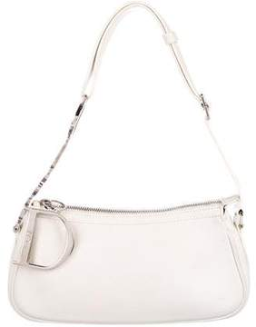 Christian Dior Mini Leather Shoulder Bag
