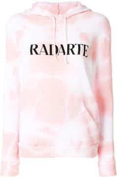 Rodarte Radarte tie dye hoodie