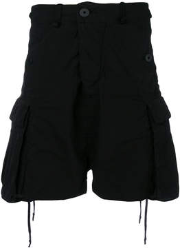 11 By Boris Bidjan Saberi cargo pocket shorts