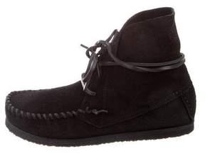 Etoile Isabel Marant Suede Arapaho Boots