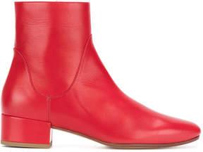 Francesco Russo low heel boots