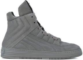 Philipp Plein Core hi-top sneakers