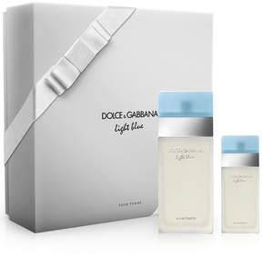 Dolce & Gabbana 2-Pc. Light Blue Gift Set