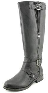 G by Guess Women's Hertle 2 Wide Calf Knee High Riding Boots.