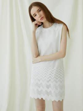 WÅVEN Dress - White