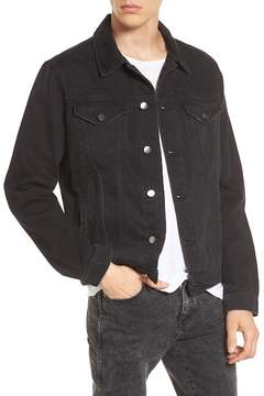 Frame L'Homme Collared Denim Jacket