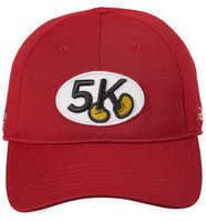Disney Mickey Mouse runDisney Baseball Cap for Adults - 5K - Red