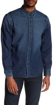Joe's Jeans Jimmy Denim Relaxed Fit Shirt