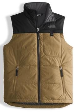 The North Face Boy's Harway Heatseeker(TM) Water Resistant Vest