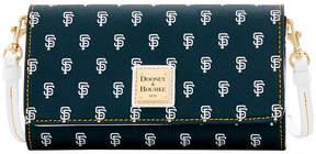 Dooney & Bourke San Francisco Giants Daphne Crossbody Wallet