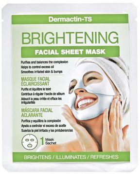 Dermactin-TS Brightening Facial Sheet Mask
