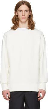 Rag & Bone Off-White Racer Pullover
