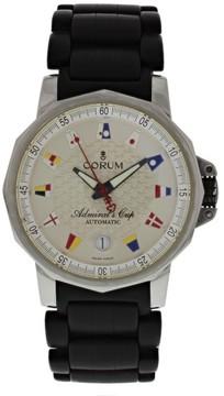 Corum Admirals Cup 082.830.20 Stainless Steel / Rubber 41mm Mens Watch