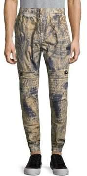 PRPS Bowerbird Cotton Jogger Pants