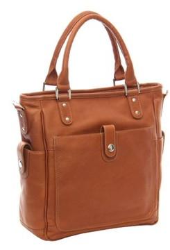 Piel Leather TABLET SHOULDER BAG/CROSS BODY