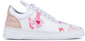 Filling Pieces Low Top Flower Sneakers