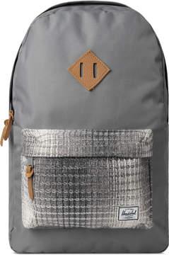 Herschel Grey Cabin Heritage Backpack
