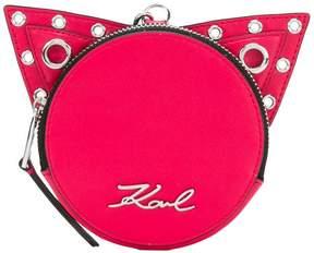 Karl Lagerfeld K/Rocky Choupette coin purse