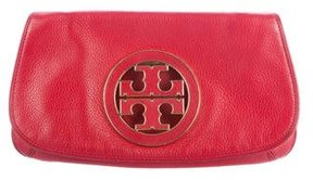 Tory Burch Amanda Leather Crossbody Bag - RED - STYLE