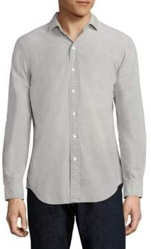Polo Ralph Lauren Solid Chambray Shirt