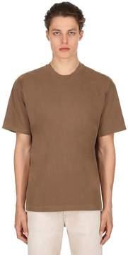 Yeezy Oversize Washed Heavy Jersey T-Shirt