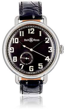 Bell & Ross Men's WW1-97 Heritage Watch