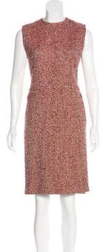 Cacharel Wool & Alpaca-Blend Dress