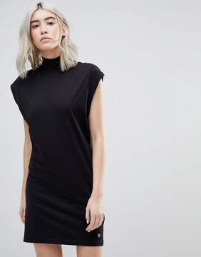 Cheap Monday Cap High Neck Cocoon Dress