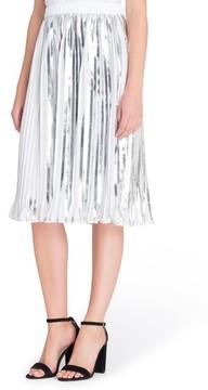 Catherine Malandrino Women's Duncan Pleat Skirt